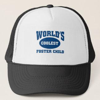 Coolest Foster child Trucker Hat