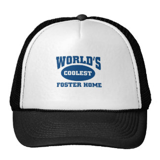 Coolest foster home hats