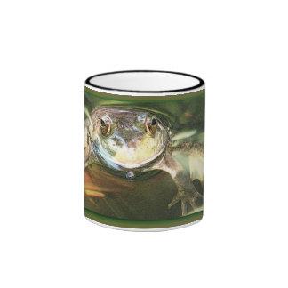 Coolest frog mugs