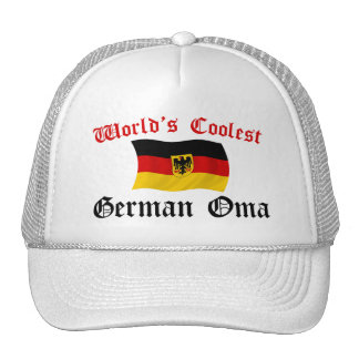 Coolest German Oma Hats
