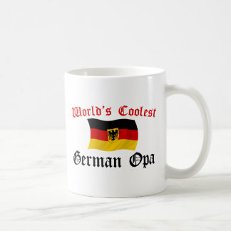 Coolest German Opa Coffee Mug