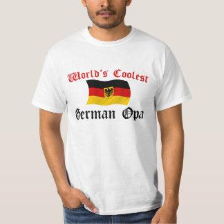 Coolest German Opa Tee Shirt