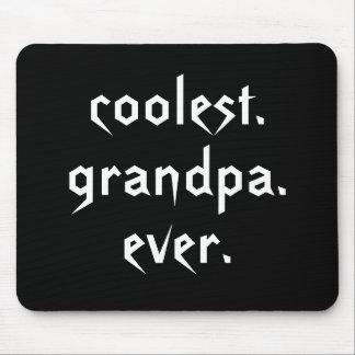Coolest Grandpa Ever Mousepad