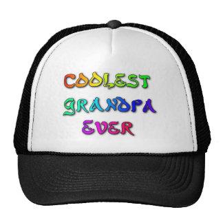 Coolest Grandpa Ever Trucker Hat