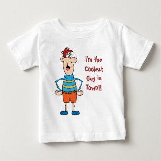 Coolest Guy Infant Shirt Template
