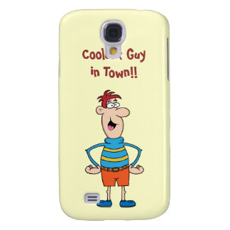 Coolest Guy iPhone 3G/3GS Case Template
