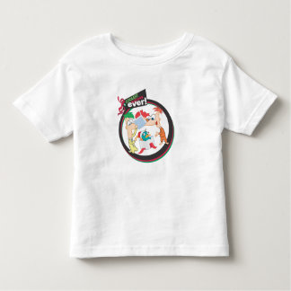 Coolest Holiday Ever Toddler T-shirt