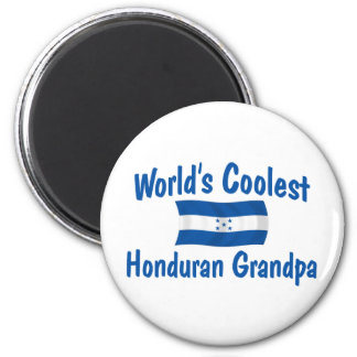 Coolest Honduran Grandpa Magnets