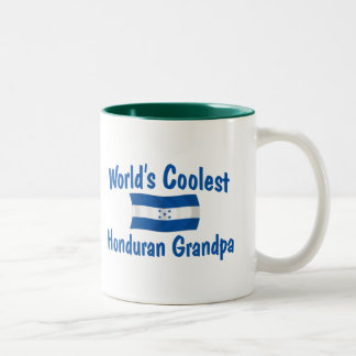 Coolest Honduran Grandpa Mugs