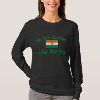 Coolest Indian Grandma T-Shirt