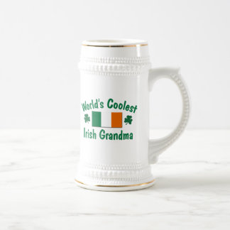 Coolest Irish Grandma Mug
