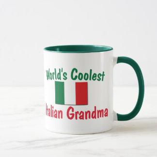 Coolest Italian Grandma Mug
