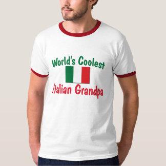 Coolest Italian Grandpa T-Shirt