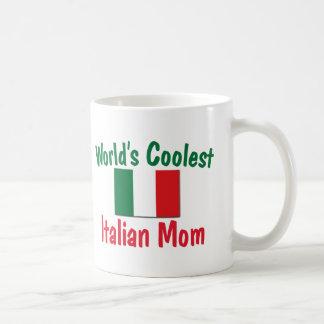 Coolest Italian Mom Coffee Mug