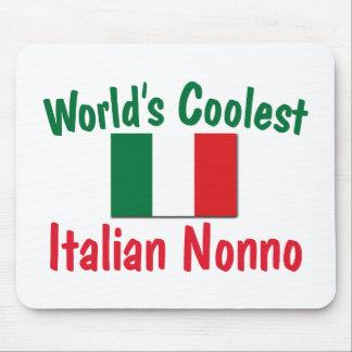 Coolest Italian Nonno Mouse Pad