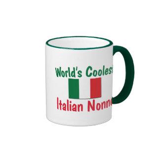 Coolest Italian Nonno Mugs