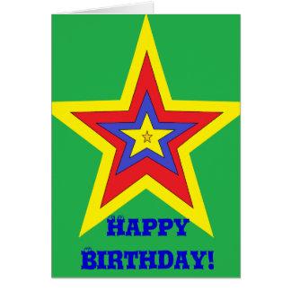 Coolest Kid Birthday Card