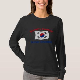 Coolest Korean Grandma T-Shirt