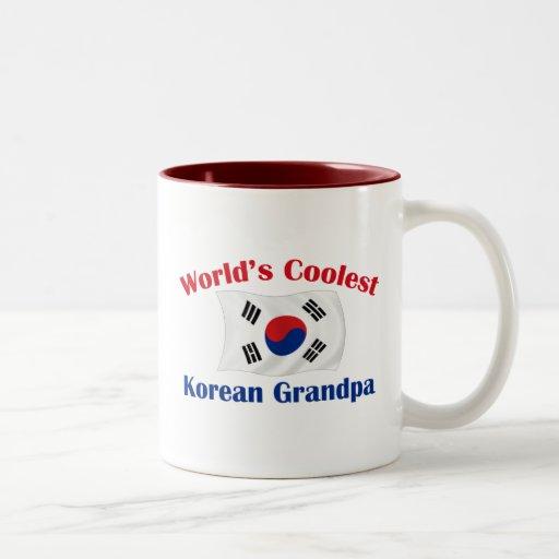 Coolest Korean Grandpa Coffee Mug Zazzle