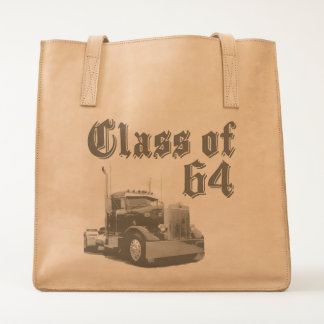 Coolest Leather Truckers Bag