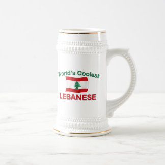 Coolest Lebanese Beer Stein