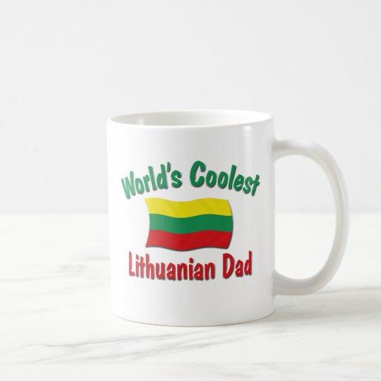 Coolest Lithuanian Dad Coffee Mug