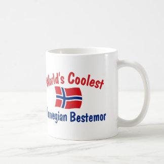 Coolest Norwegian Bestemor Coffee Mug