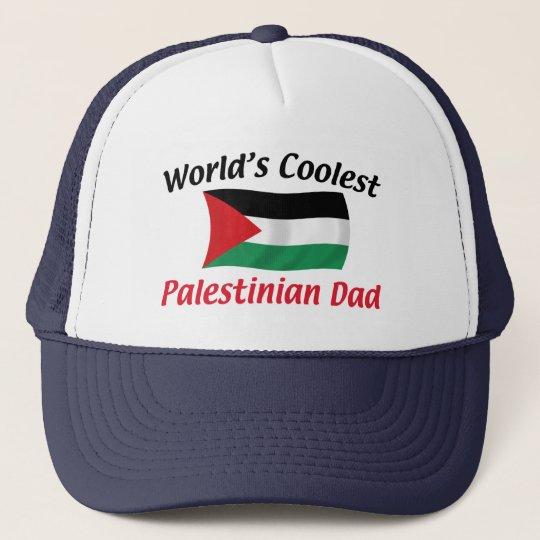 Coolest Palestinian Dad Trucker Hat