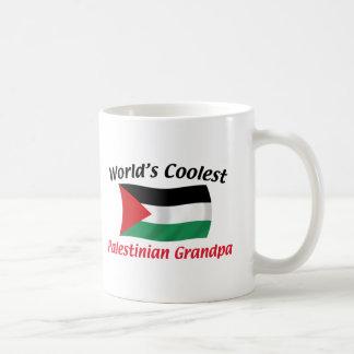Coolest Palestinian Grandpa Classic White Coffee Mug