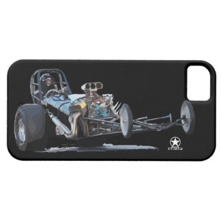 Coolest Phone Case: Vintage Slingshot Dragster iPhone SE/5/5s Case