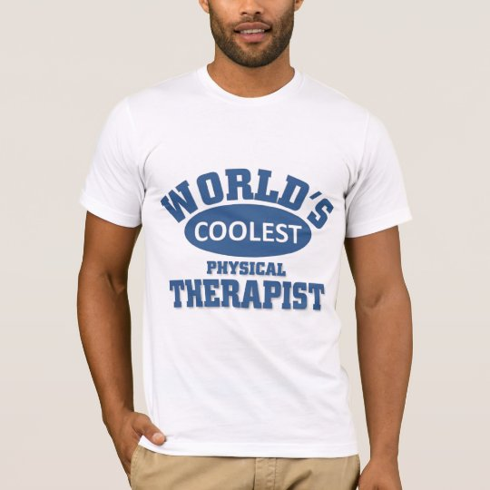 Coolest Physical Therapist T-Shirt