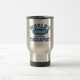 Coolest Physical Therapist Travel Mug