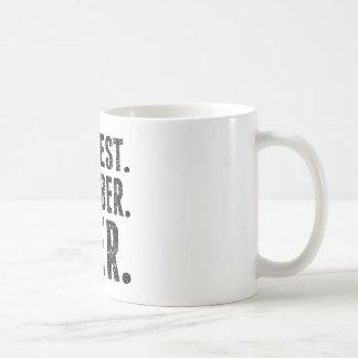 Coolest. Plumber. Ever. Classic White Coffee Mug
