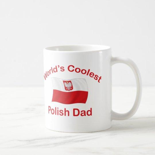 Coolest Polish Dad Coffee Mug
