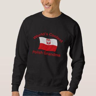 Coolest Polish Grandma Sweatshirt