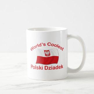 Coolest Polski Dziadek Coffee Mug