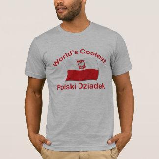 Coolest Polski Dziadek T-Shirt