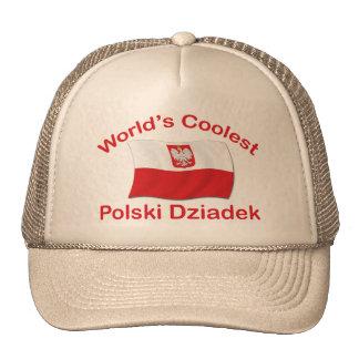 Coolest Polski Dziadek Trucker Hat