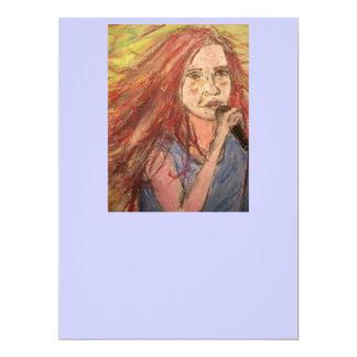 Coolest Rocker Girl Card