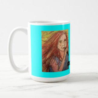 Coolest Rocker Girl Rock On Coffee Mug