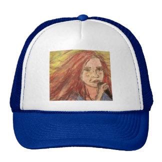 Coolest Rocker Girl Trucker Hat