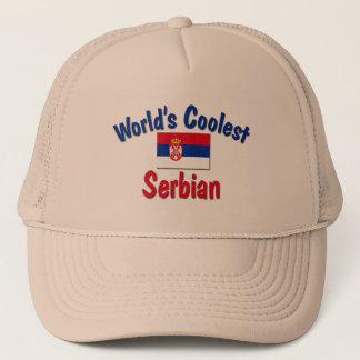Coolest Serbian Trucker Hat