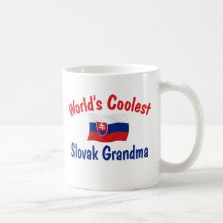 Coolest Slovak Grandma Coffee Mug