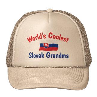 Coolest Slovak Grandma Trucker Hat