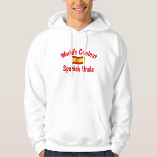 Coolest Spanish Uncle Hoodie