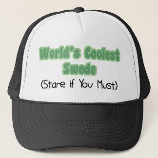 Coolest Swede Trucker Hat