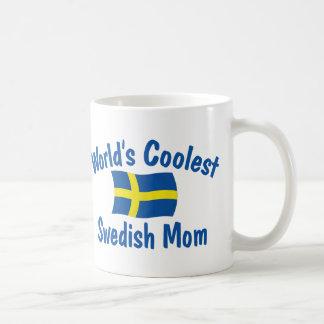Coolest Swedish Mom Coffee Mug