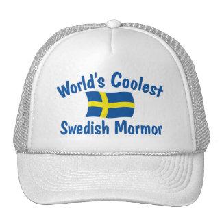 Coolest Swedish Mormor Trucker Hats