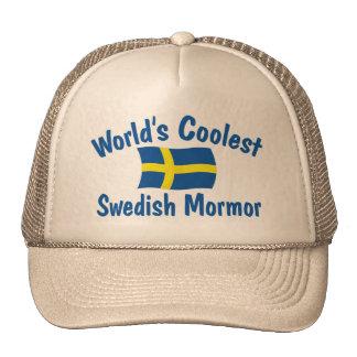 Coolest Swedish Mormor Mesh Hat
