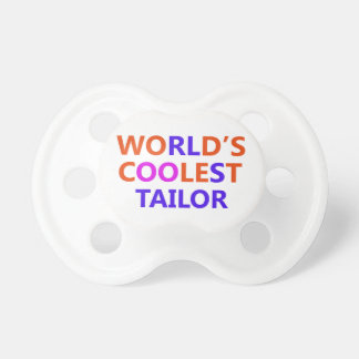 coolest tailor design pacifier